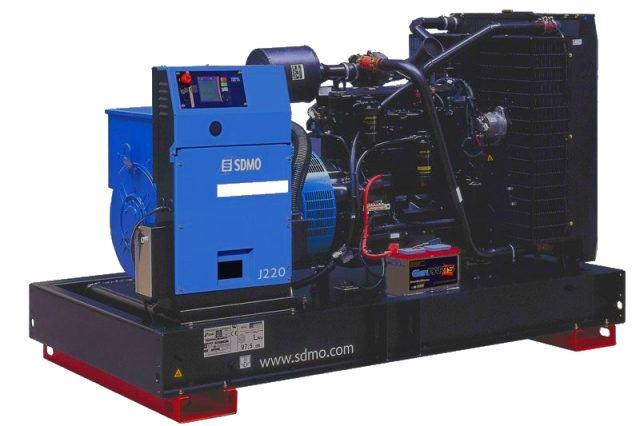 Дизельная электростанция SDMO J 220C2