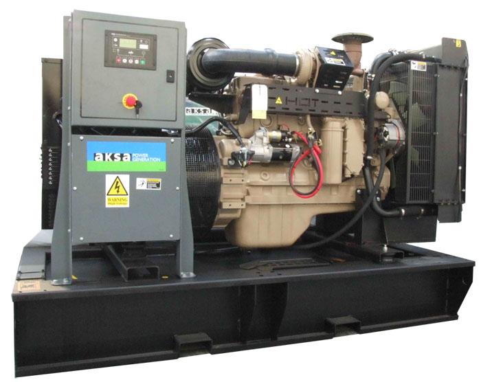 Дизельный генератор Aksa AC-200