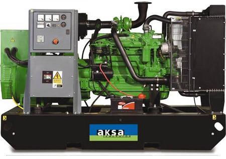Дизельный генератор Aksa AJD-170