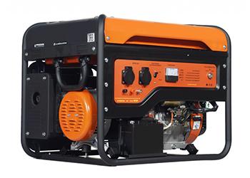 Поставка бензинового генератора Aurora AGE 6500 D