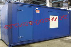 Поставка генераторов в контейнерном исполнении в Ингушетию