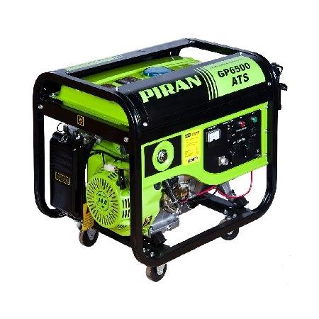 Бензиновый генератор GP 6500 ATS