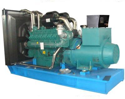 Дизельная электростанция Mitsudiesel АД -640
