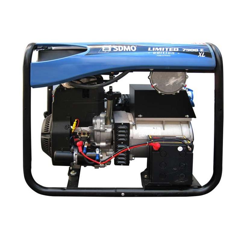Бензиновый генератор SDMO Tecnic 7500E