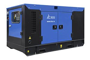 Снижение цен на дизельные генераторы серии TSS Standart