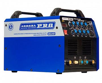 Аппарат аргонодуговой сварки Aurora Pro Inter Tig-200 AC/DC Pulse
