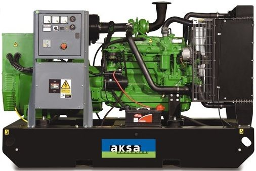 Дизельный генератор Aksa AJD-132