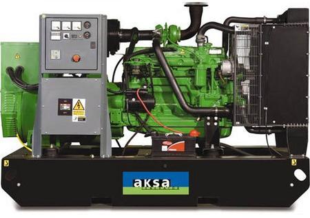Дизельный генератор Aksa AD-275