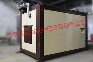 Фотографии дизельной электростанции в контейнере