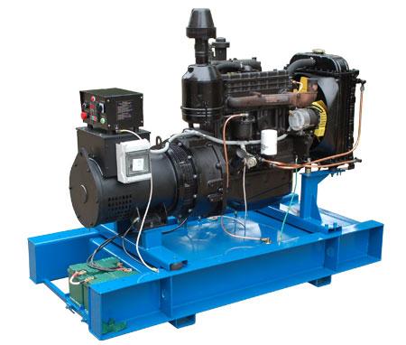 Виды генераторов электрического тока