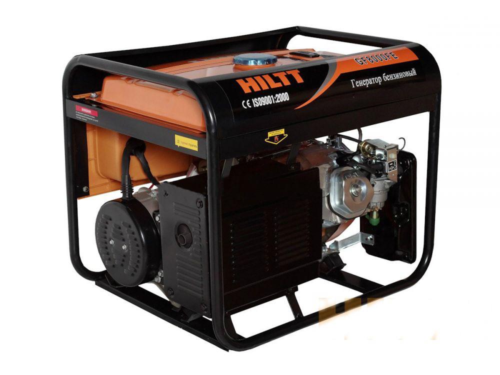Ассортимент каталога бензогенераторов расширился моделями торговой марки HILLT