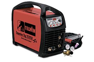 Сварочный полуавтомат Telwin SUPERIOR TIG 252 AC/DC HF/LIFT VRD