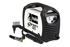Сварочный инвертор Telwin INFINITY 120 230V ACD