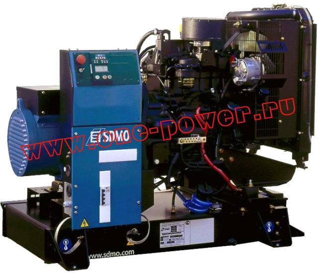 Дизельная электростанция SDMO J22K