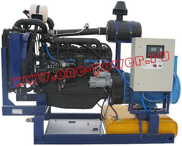 Дизельная электростанция АД-100, стационарное исполнение