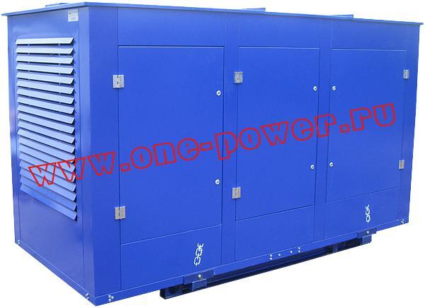 Дизельная электростанция АД-100, исполненение в кожухе