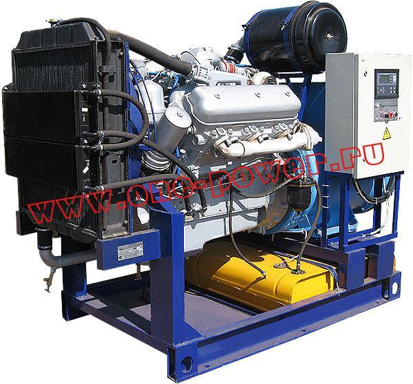 Дизельная электростанция АД-120, стационарное исполнение