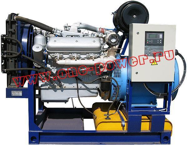 Дизельная электростанция АД-150, стационарное исполнение