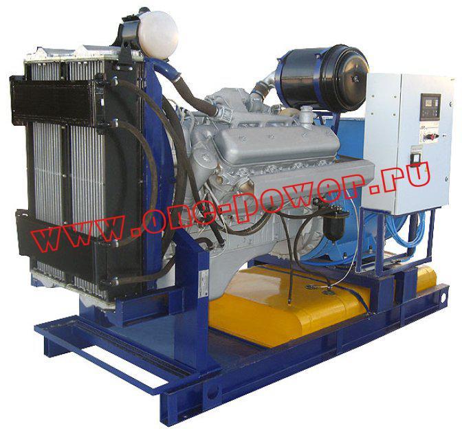Дизельная электростанция АД-160 (160 кВт)