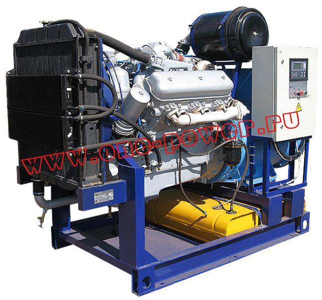 Дизельная электростанция АД-160, стационарное исполнение