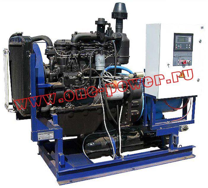 Дизельная электростанция АД-20 (20 кВт)