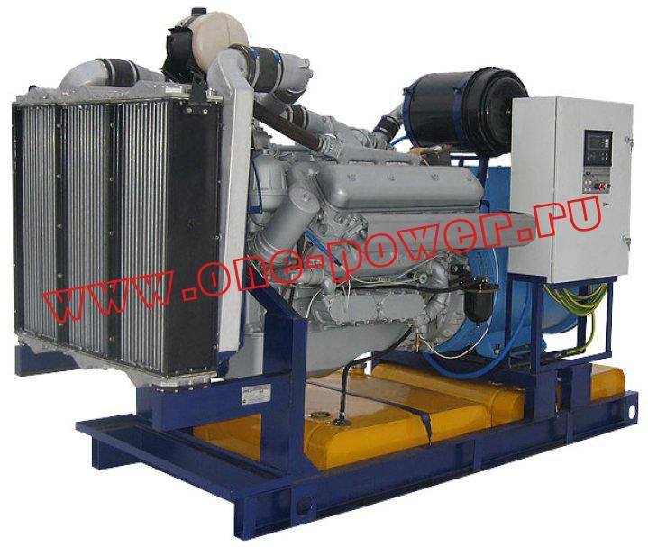Дизельная электростанция АД-200 (200 кВт)