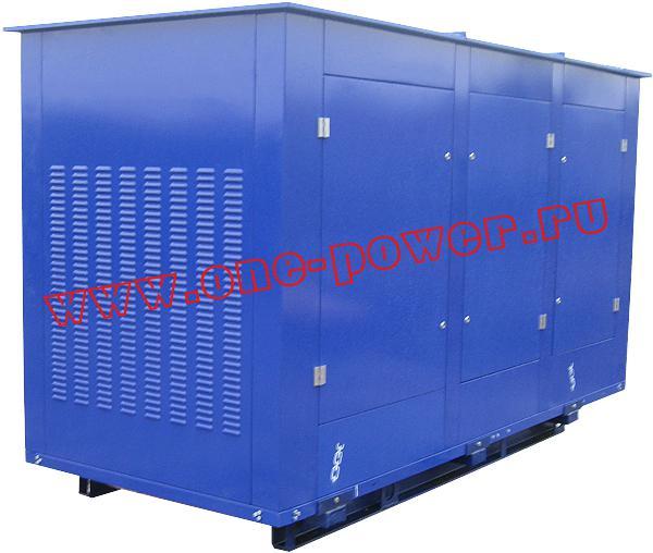 Дизельная электростанция АД-200, исполнение в кожухе