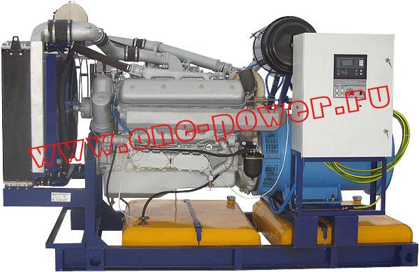 Дизельная электростанция АД-200, стационарное исполнение