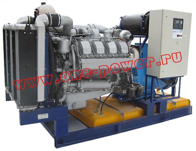 Дизельная электростанция ЭД-250 (250 кВт)