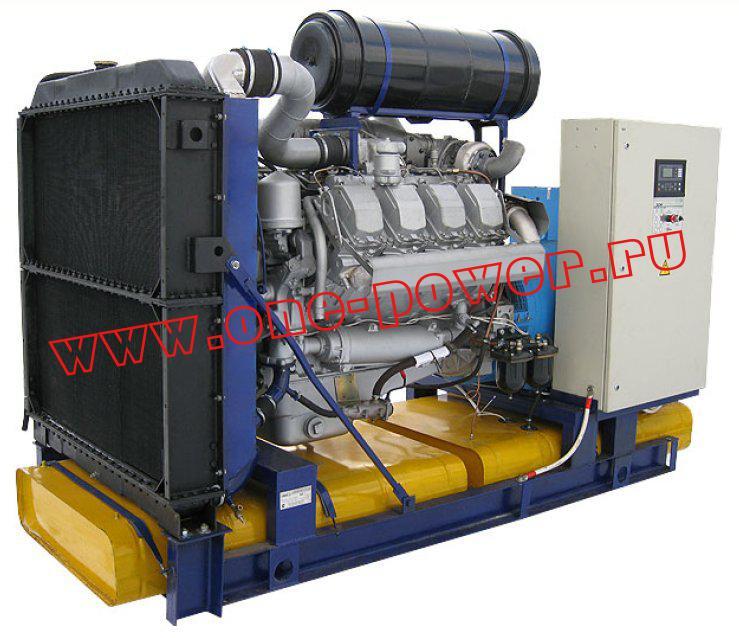 Дизельная электростанция АД-300 (300 кВт)