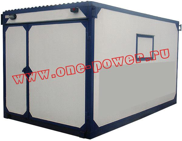 Дизельная электростанция АД-300, исполнение в контейнере