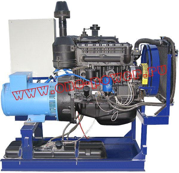 Дизельная электростанция АД-30 (30 кВт)