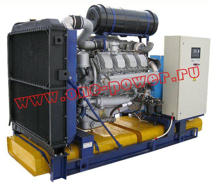 Дизельная электростанция АД-315 TMZ (315 кВт)