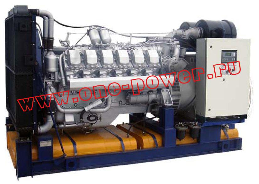 Дизельная электростанция АД-350, стационарное исполнение