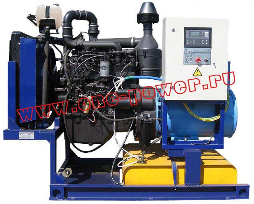 Дизельная электростанция АД-40 (40 кВт)