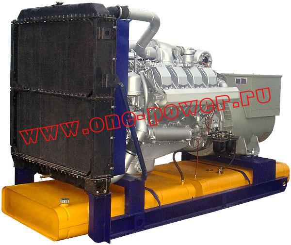 Дизельная электростанция АД-400, стационарное исполнение