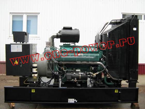 Дизельная электростанция АД-500 (500 кВт)