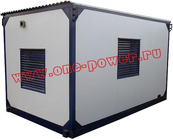 Дизельная электростанция АД-50, исполненение в контейнере