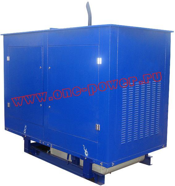 Дизельная электростанция АД-50, исполнение в кожухе