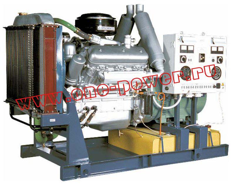 Дизельная электростанция АД-60 YaMZ (60 кВт)