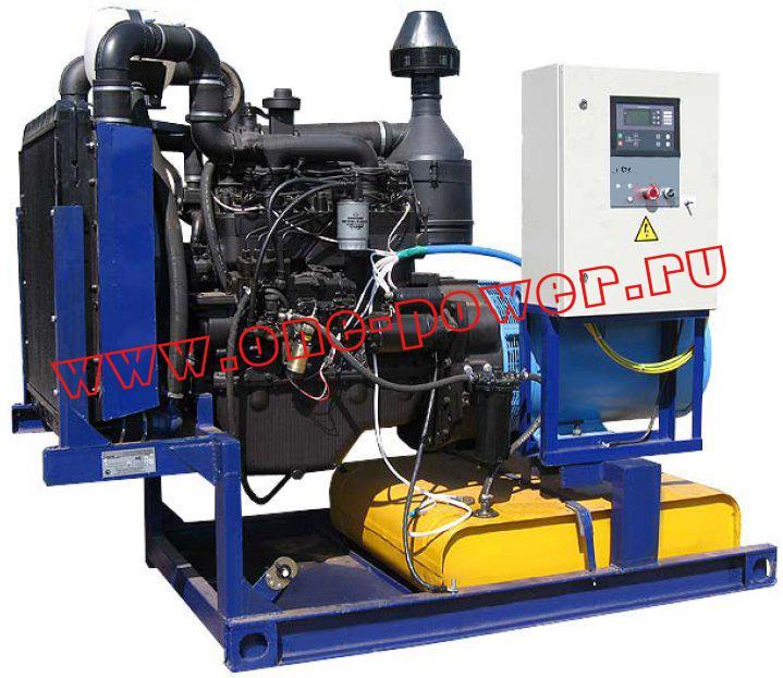 Дизельная электростанция АД-60 (60 кВт)