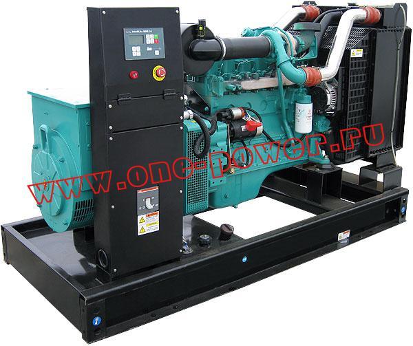 Дизельная электростанция ADC-100, стационарное исполнение