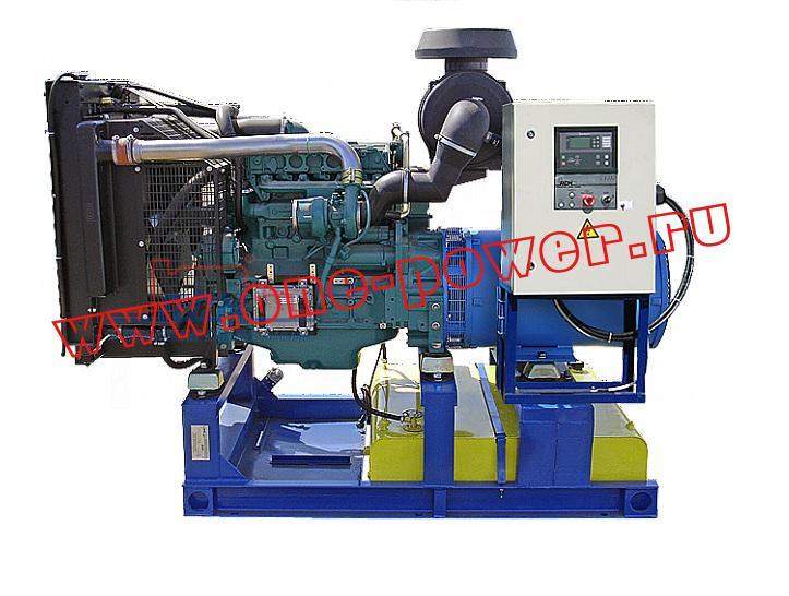 Дизельный генератор ADV-100 (100 кВт)