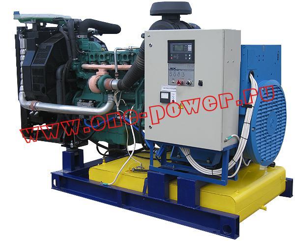 Дизельная электростанция ADV-120 (120 кВт)