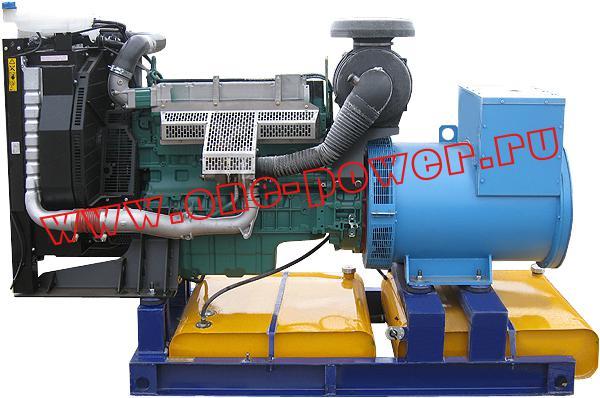 Дизельная электростанция ADV-200, стационарное исполнение