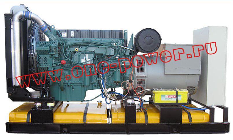 Дизельная электростанция ADV-250 (250 кВт)