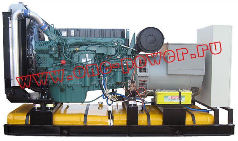 Дизельная электростанция ADV-300 (300 кВт)