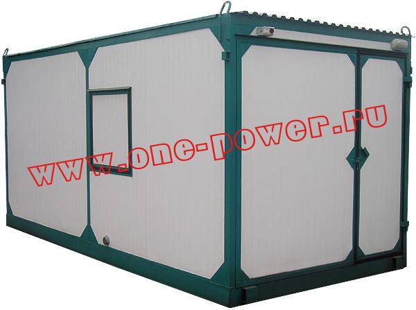 Дизельная электростанция ADV-320, исполнение в контейнере типа Север