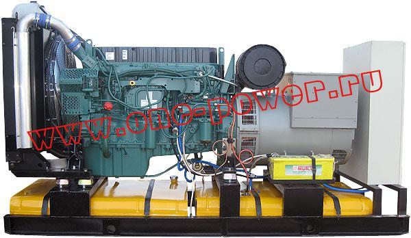 Дизельная электростанция ADV-320, стационарное исполнение