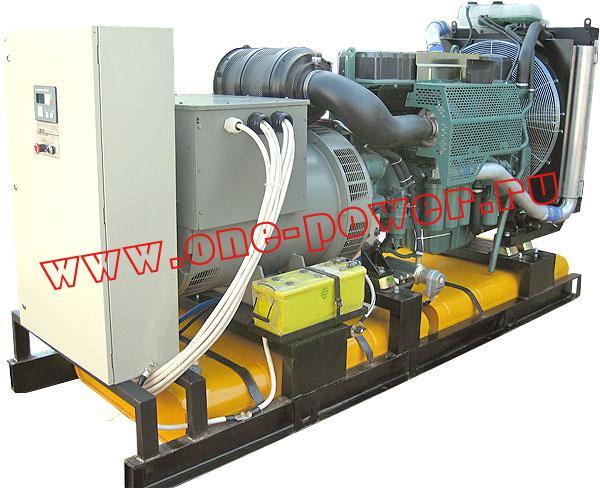 Дизельная электростанция ADV-320, исполнение в контейнере